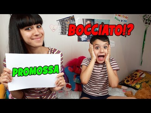 PAGELLE DI FINE ANNO: PROMOSSI O BOCCIATI!??