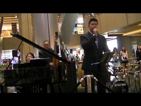 Mirrors (Justin Timberlake) by Hazrul Nizam @ Paragon Music En Vogue 27 Aug 15