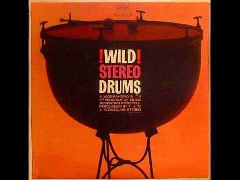 Drivin' Around The Block-Wild Stereo Drums (HD)