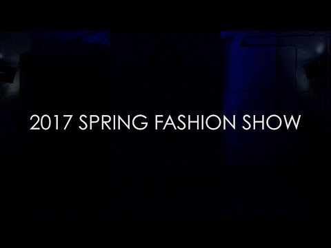 2017 Graduation Fashion Show in San Francisco / Academy of Art University