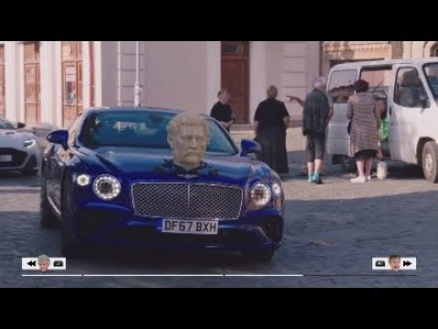 Stalin = Nigel Mansell? | The Grand Tour Game