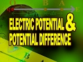 ELECTROSTATICS Electric Potential And Potential Difference Physics Animation mp3