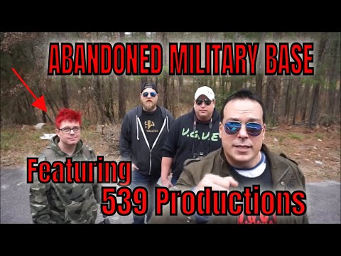 (ABANDONED Fort Mcclellan Alabama) URBEX VIDEO HISTORICAL PLACE,, SALUTE TO ALL WHO SERVE