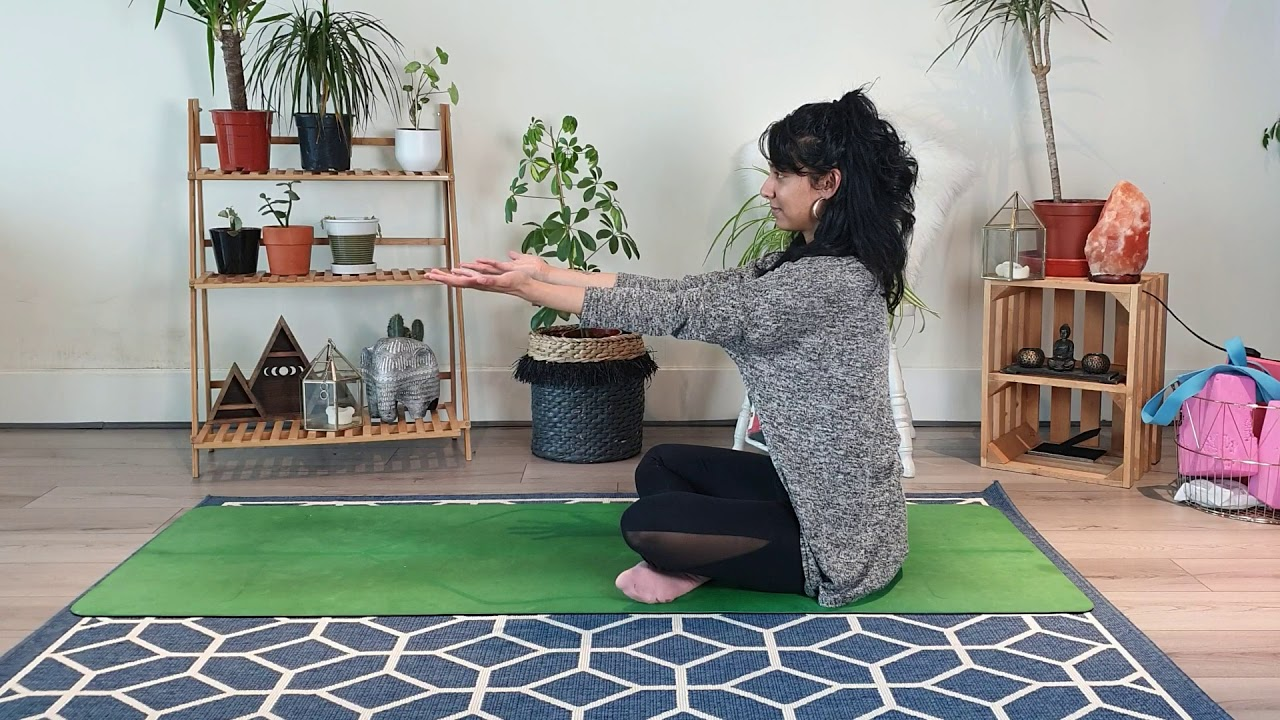 Yoga for Hands & Wrists