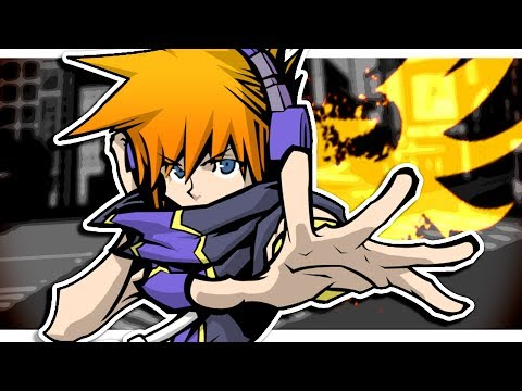 【 THE WORLD ENDS WITH YOU 】Switch Gameplay - Road to Kingdom Hearts 3 - Part 1