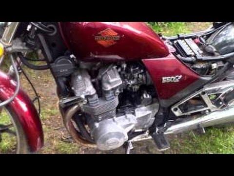 1986 suzuki gs550l carburator install - youtube
