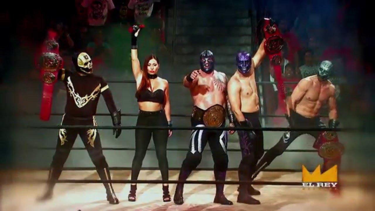Lucha Underground Season 1 Sizzle Reel El Rey Network You
