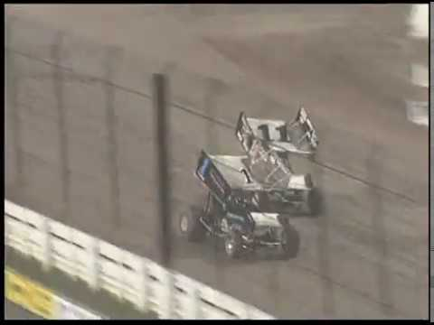 Knoxville Raceway 360 Twin Features - July 12, 2003