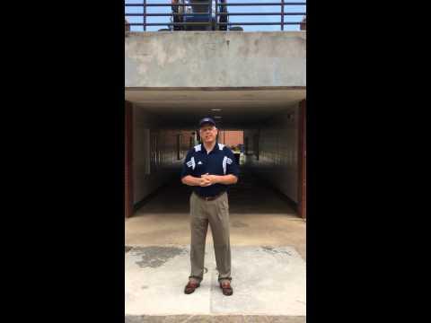 Todd Davis' Ice Bucket Challenge