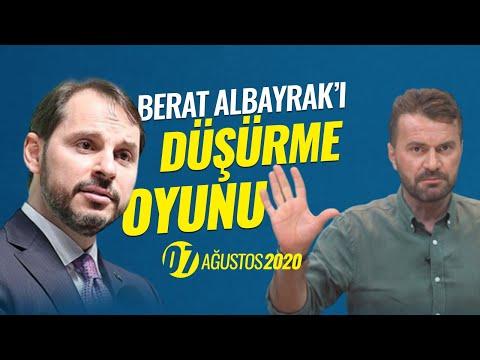 BERAT ALBAYRAK'I DÜŞÜRME OYUNU