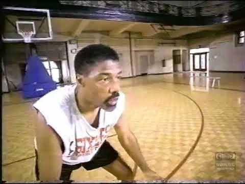 Julius Erving & Jerry Stackhouse | NBA | Television Commercial | 1997