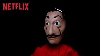 La Casa de Papel 4 | Anúncio de estreia | Netflix