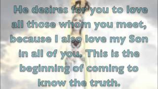 The Virgin Mary's message given on January 2nd 2015 (to know the truth)