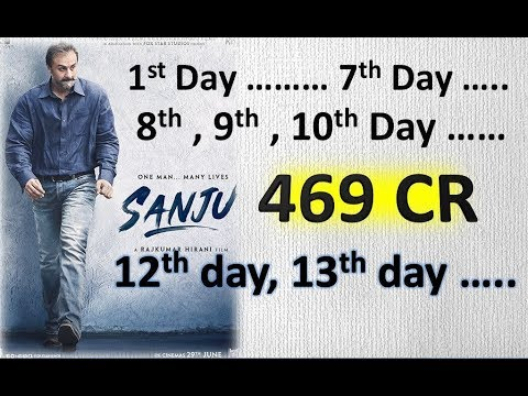 Sanju Movie Day Wise Box Office Collection 2018   Worldwide Collection