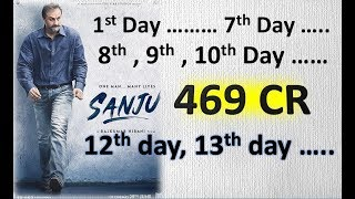 Sanju Movie Day Wise Box Office Collection 2018 | Worldwide Collection