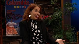 Entrevista a Marcela Gomez-Bogomolni en Colombia al dia Canal 17 (1/2)