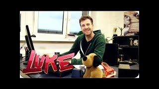 Luke will mit Thomas Müller ins Stadion einlaufen - LUKE! Die Woche und ich