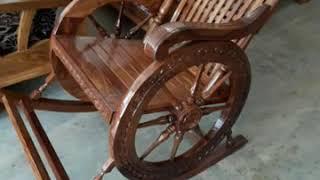 Rocking Chair in surat  gujarat, aram khursi ,aram kursi  Rowling chair