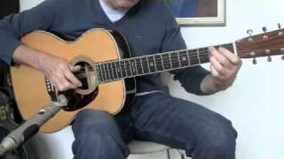 """""""Jet"""" Paul McCartney and Wings (acoustic guitar cover)"""