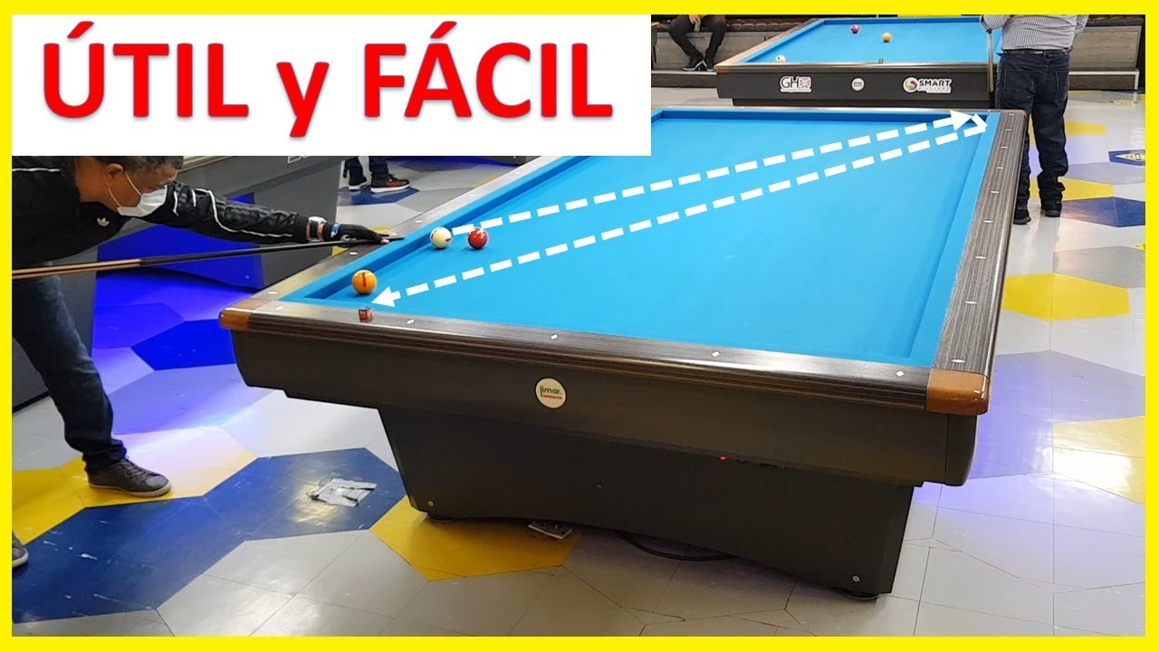 ✨ Sistema Plus Sin Efecto   3 Cushion Billiards   쿠션 당구 3 개   Free Billiards Lessons