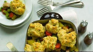 Chicken Pot Pie With Herbed Drop Biscuits - Jamie Geller - Nbc Philly