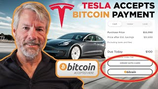 Tesla (tsla) has begun accepting bitcoin as payment from car buyers in the continental us, and ceo elon musk said company plans to expand new payment...