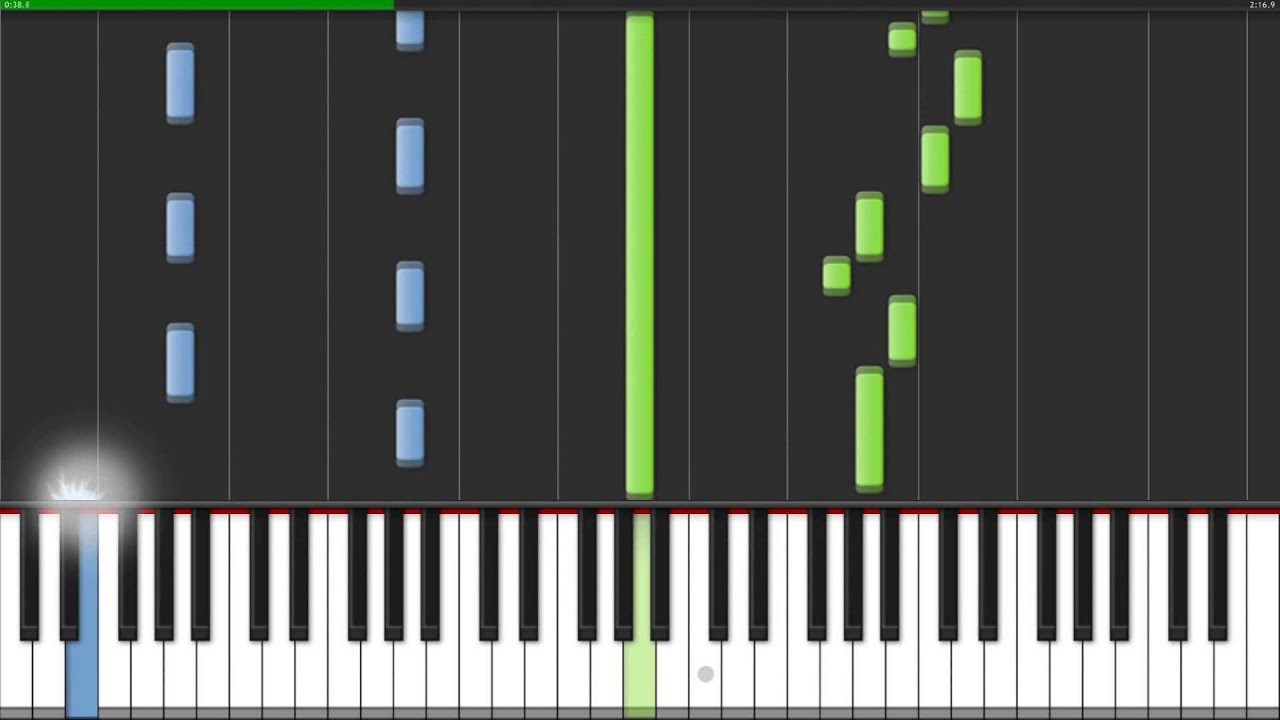 midi download piano synthesia