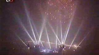 Jean Michel Jarre Live From Egypt Millenium 2000 Intro
