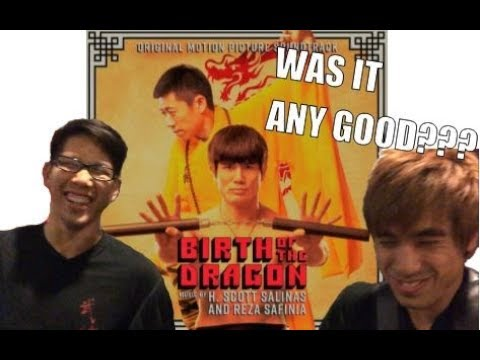 BIRTH OF THE DRAGON  Movie Review