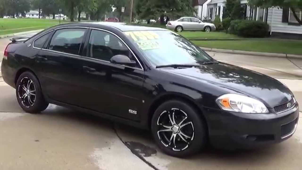 2008 Impala Ss For Sale >> 2008 Chevy Impala Ss For Sale Mmcarsales Com Sold Youtube