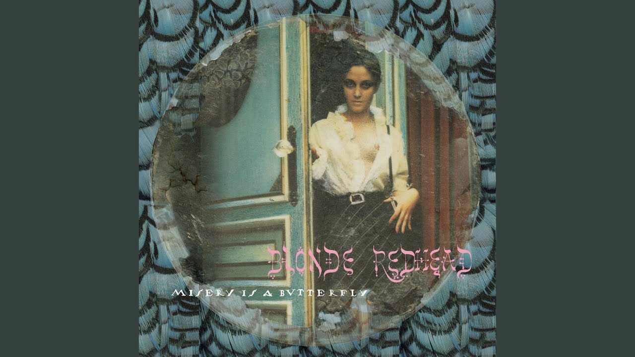 Blonde redhead misery is a butterfly tabs