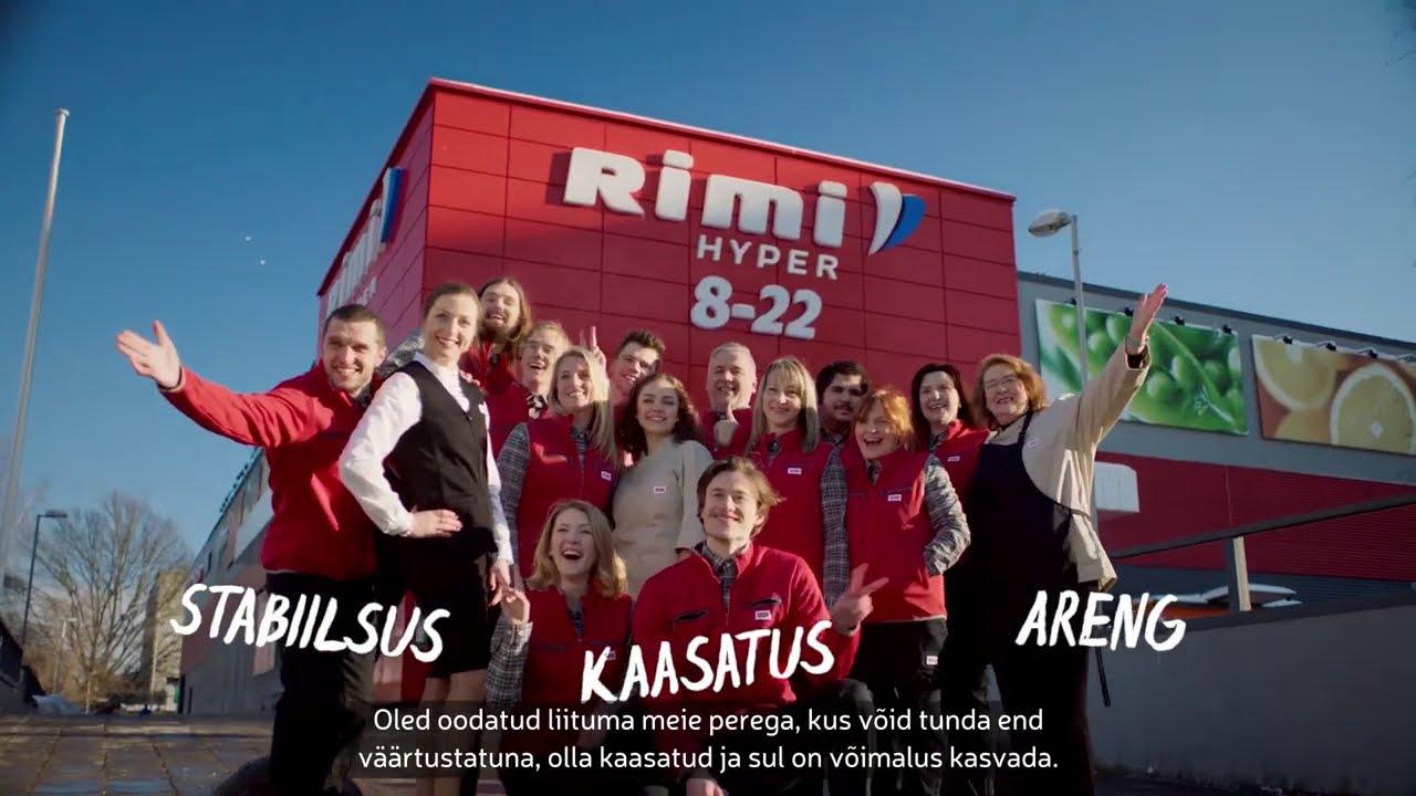 Что делает из Rimi семью? #RIMIPERE