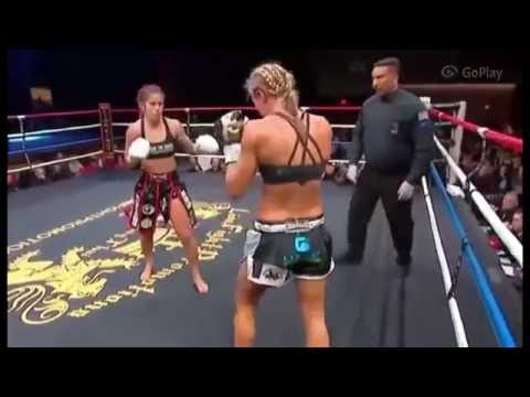 Tiffany Van Soest vs Caley Reece -  Fight Rematch