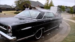 Mobile Car Wash:1965 Ford Galaxie