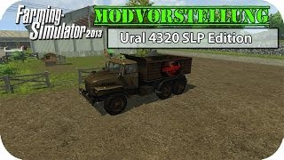 Modvorstellung - Ural 4320 SLP Edition ★ Landwirtschafts Simulator 2013