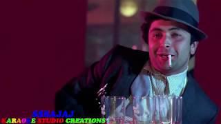 Mujhe Peene Ka Shouk Nahin With Female Vocal (COOLIE) Paid_Karaoke SAMPLE
