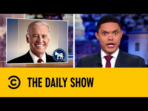 Joe Biden's Tone Deaf Comments On Segregationists   The Daily Show with Trevor Noah