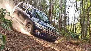 ► 2016 Toyota Land Cruiser - Offroad Driving