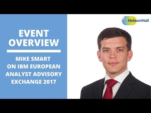 Event Overview: IBM European Analyst Advisory Exchange 2017