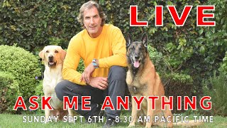 Ask Me Anything LIVE
