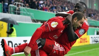 DFB-Pokal Viertelfinale: Top 3 Assists
