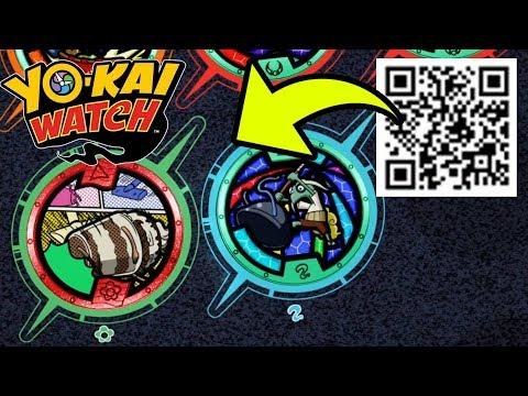 Yo-kai Watch Blasters Passwords and QR Codes from S3 E11 & E12 Recaps!