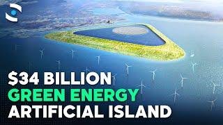 Denmark's $34 Billion Green Energy Island
