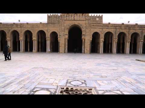 Tunisie Grande mosquée sacrée de Kairouan / Tunisia Great Holy Mosque of Kairouan