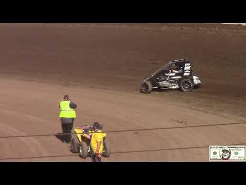 From Ventura Raceway USAC Midgets Qualifying