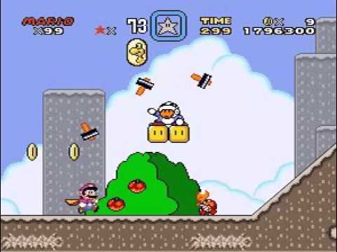 Classic Mario World The Magical Crystals Part 1 - YouTube