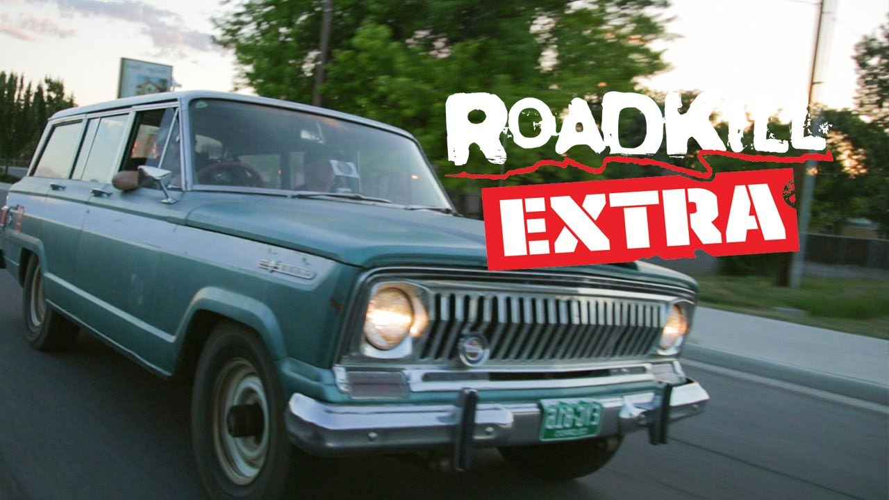 See more about the roadkill garage jeep wagoneer for Garage jeep poitiers