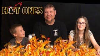 | Hot Ones Challenge | SPICY ALERT!!