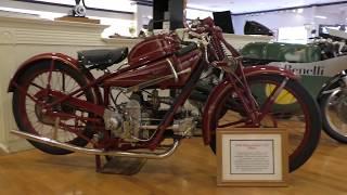 アンティークオートバイ、MOTO GUZZI, 骨董品バイク