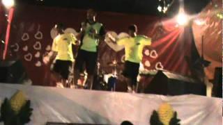 ADRIANO GOSPEL FUNK- IX FESTA DO MILHO PLENITUDE -  CHUTA QUE É LAÇO